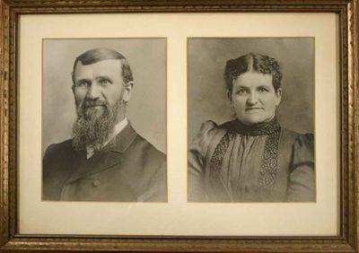 David Goerz (1849-1914) und Helene von Riesen (1851-1928) Ebenfalls ein Held wolgadeutscher Geschichte.