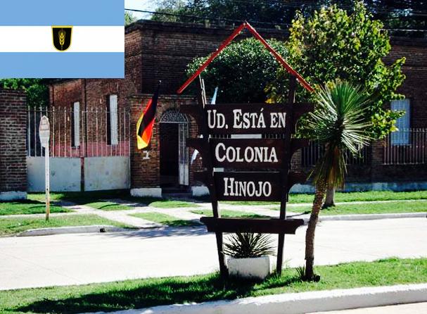 Wolgadeutsche in Argentinien – Kolonie Santa Maria deHinojo