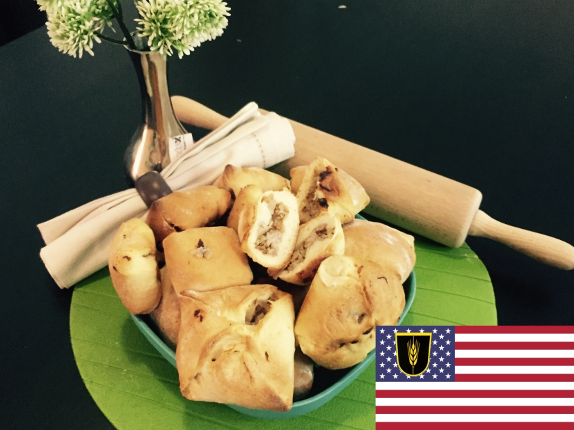 Cabbage Buns/Kraut Berok – Essenstraditionen aus Amerika von Russlanddeutschen